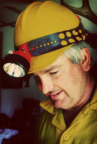 cowboy firefighter